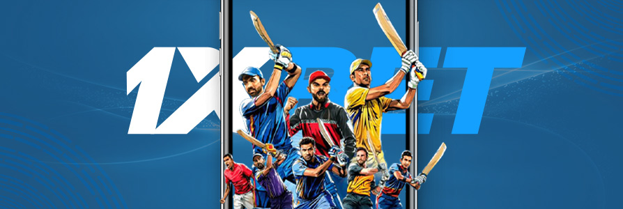1xBet cricket