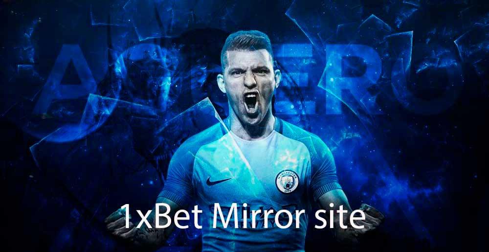 1xBet mirror link