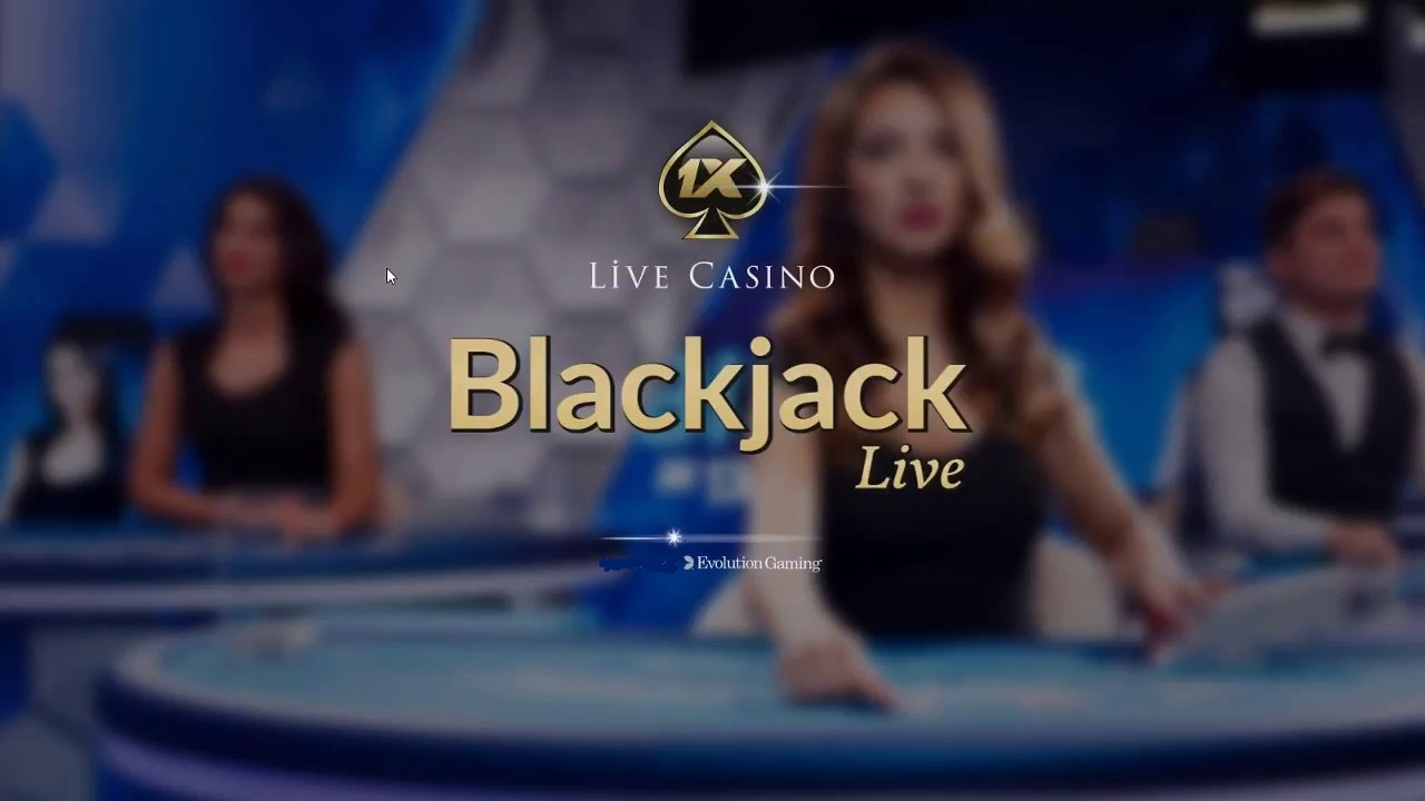 1xBet blackjack